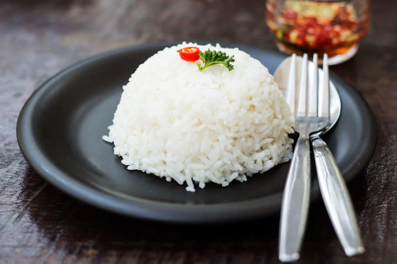 Rozgotowany ryż można uratować /123/RF PICSEL