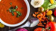 Rozgrzewająca zupa pomidorowa