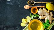 Rozluźnij brzuch herbatą imbirową