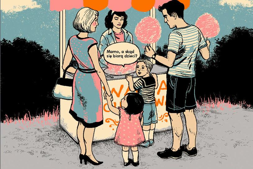 Rozmawiać z dzieckiem o masturbacji i antykoncepcji? /Agata Nowicka /Twój Styl