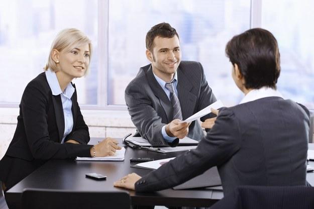 Rozmowa kwalifikacyjna stresuje zawsze, nawet jeśli jesteśmy doświadczonymi graczami /123RF/PICSEL