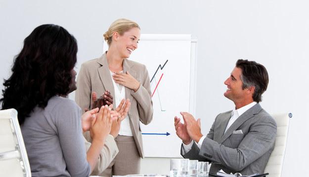 Rozmowa kwalifikacyjna to duży stres /© Panthermedia