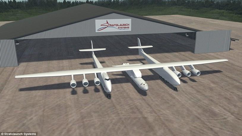 Rozpiętość skrzydeł maszyny wynosi 117 metrów /materiały prasowe