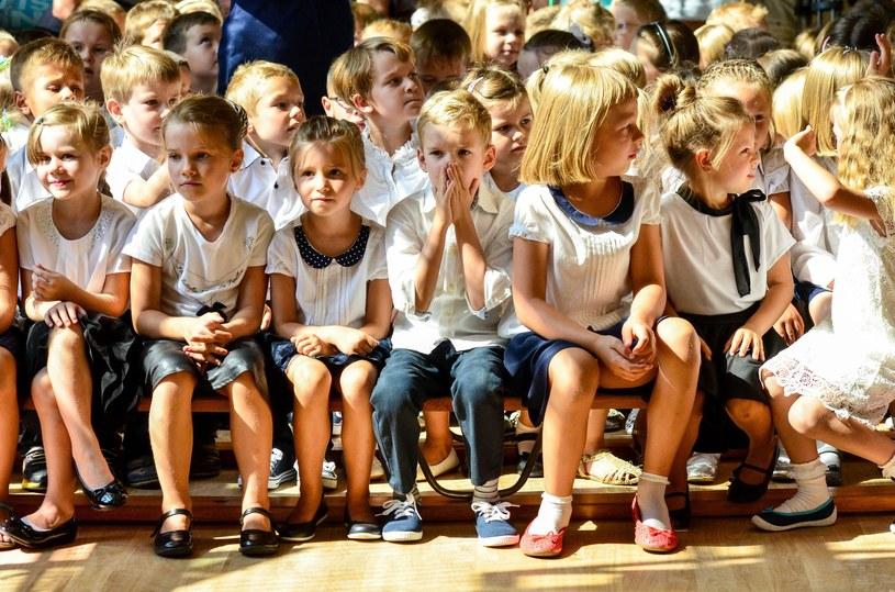 Rozpoczęcie roku szkolnego; zdj. ilustracyjne /Mariusz Gaczyński /East News