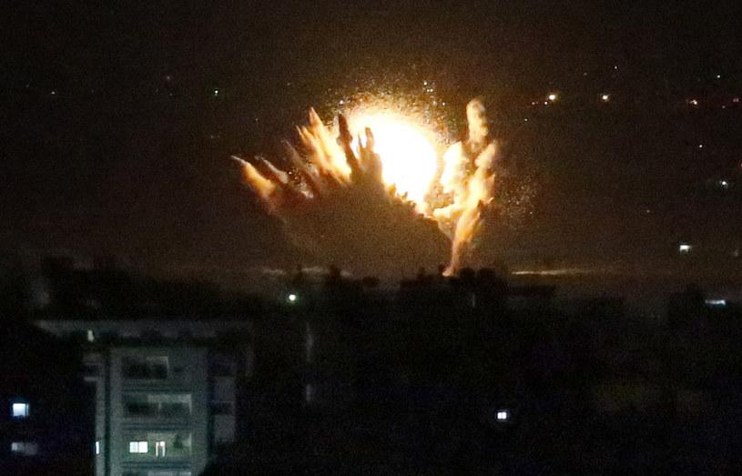 Rozpoczęła się ofensywa Izraela w Strefie Gazy /AFP