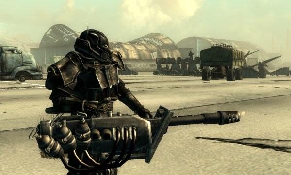 Rozpoczęła się sądowa batalia o Fallouta /Informacja prasowa