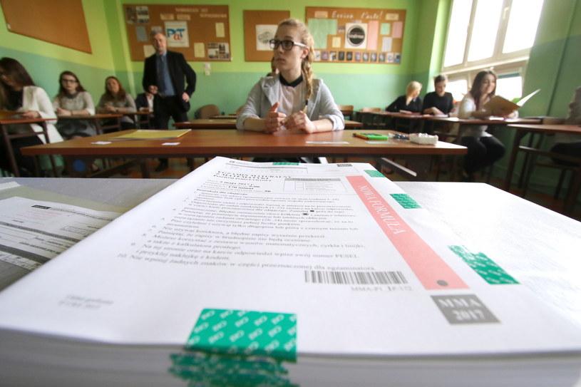 Rozpoczyna się matura poprawkowa, zdj. ilustracyjne /FOT. DAWID LUKASIK/POLSKA PRESS /East News