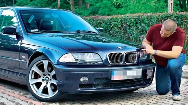 Rozpoznawanie aut powypadkowych /Motor