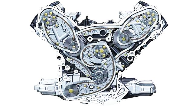 Rozrząd /Motor