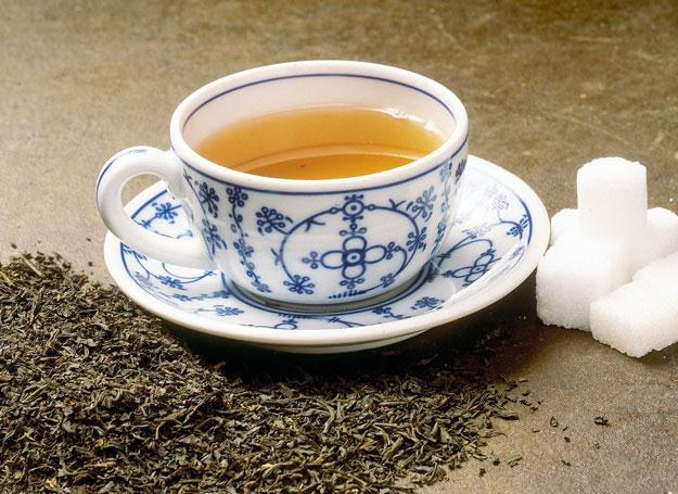 Rozsmakuj się w zielonej herbacie
