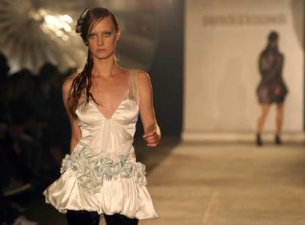 """Rozstrzygnięto konkurs mody """"Off Fashion"""" / fot. W. Traczyk /Agencja SE/East News"""