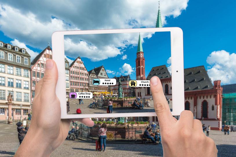Rozszerzona rzeczywistość już w iPhonie 8? /©123RF/PICSEL