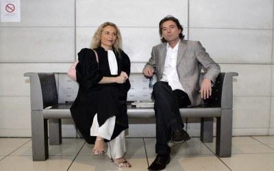 Rozwód przez zdradę z awatarem w Second Life /AFP