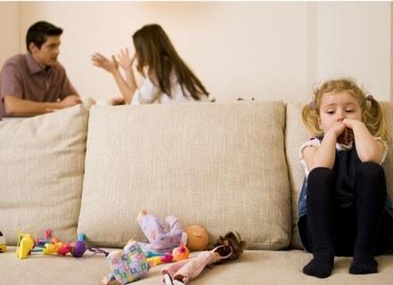 Rozwód rodziców jest zawsze ciężkim przeżyciem dla dziecka