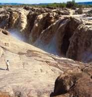 RPA, wodospad Augrabies /Encyklopedia Internautica