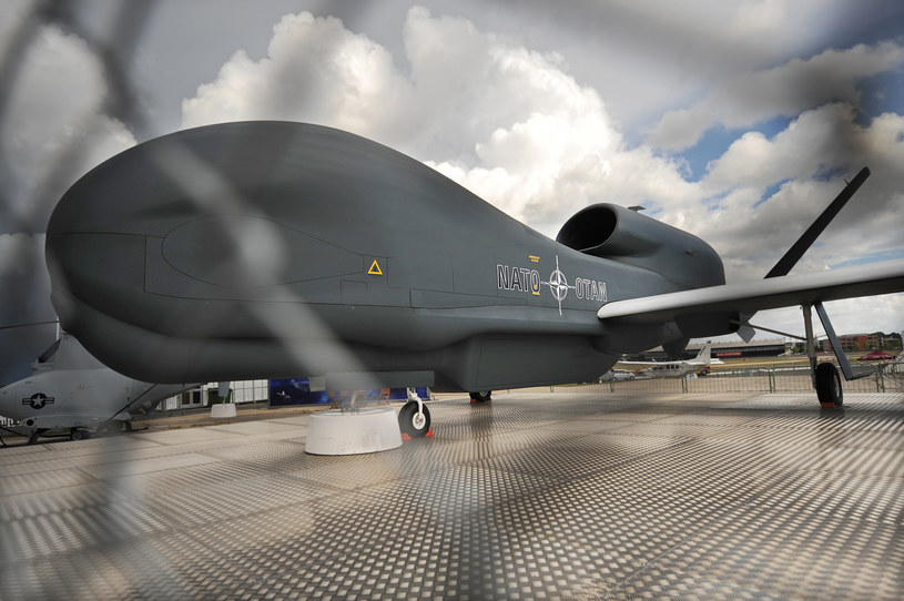 RQ-4 Global Hawk /AFP