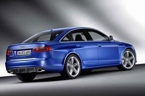 RS6 również sedan