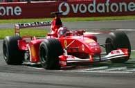 Ruben Barrichello wygrał na Monza