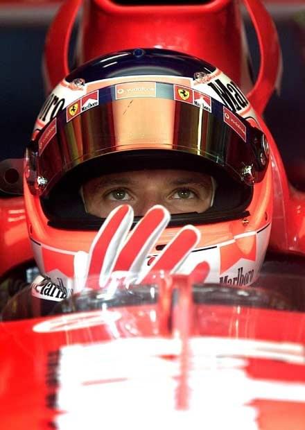 Rubens Barrichello był dziś najszybszy na A1-Ringu (kliknij) /poboczem.pl