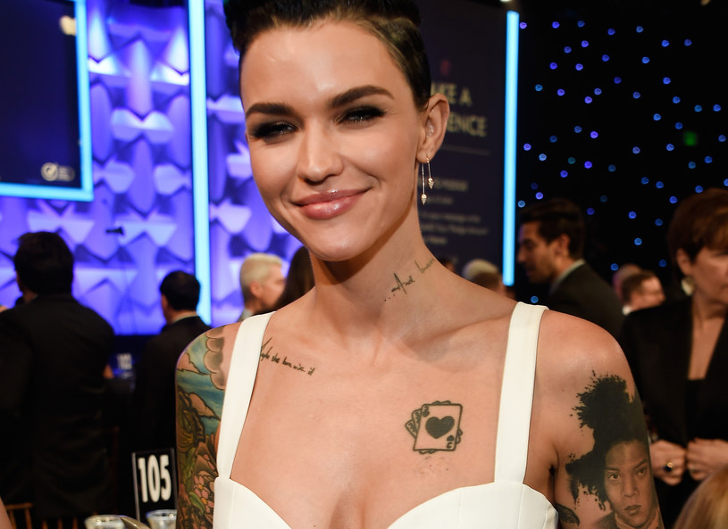 Ruby Rose /Getty Images