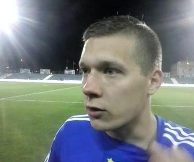 Ruch - Piast 0-0. Łukasz Moneta o meczu. Wideo