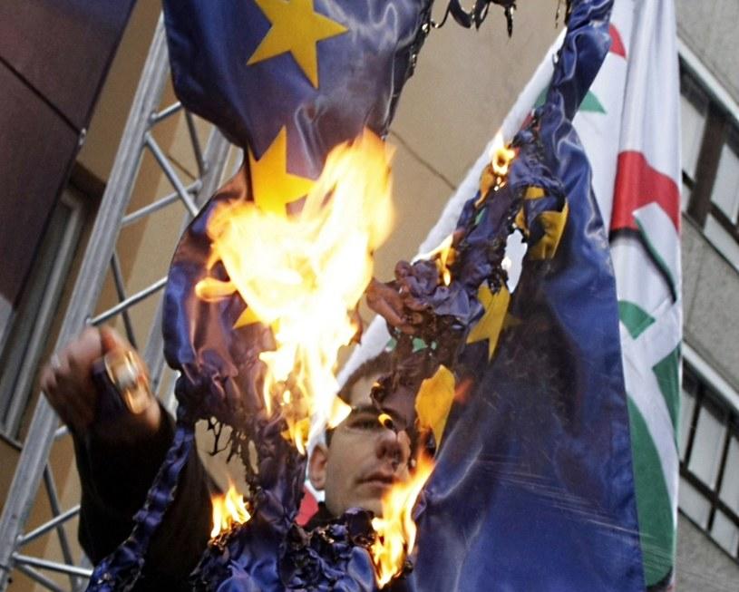 Ruchy nacjonalistyczne rozsadzą Unię? /AFP
