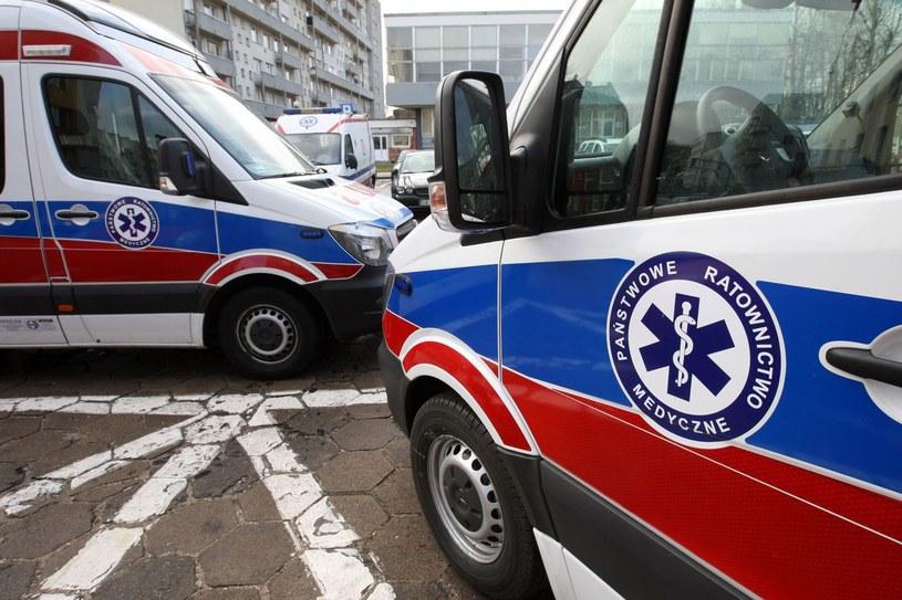 Ruda Śląska: Sześcioro dzieci z objawami podtrucia tlenkiem węgla trafiło do szpitala /Tomasz Bolt /East News
