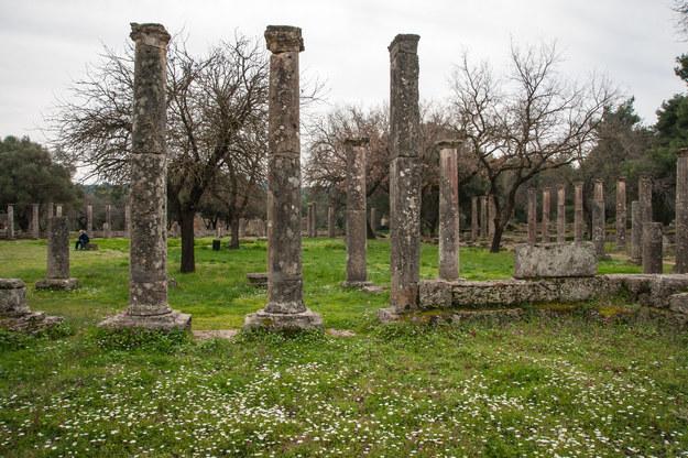 Ruiny w starożytnej Olimpii /123/RF PICSEL