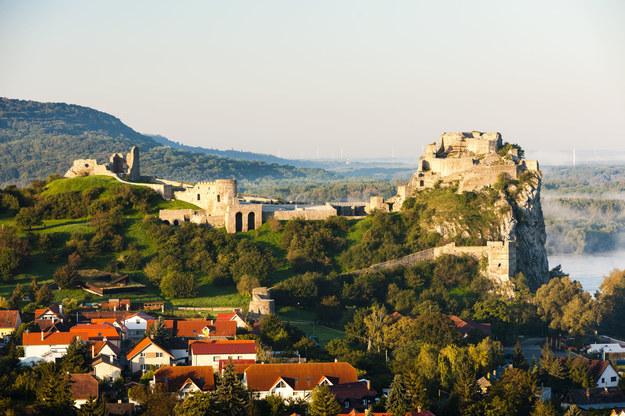 Ruiny zamku Devin na Słowacji /123/RF PICSEL