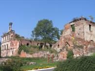 Ruiny zamku powinny znaleźć się w planie /RMF
