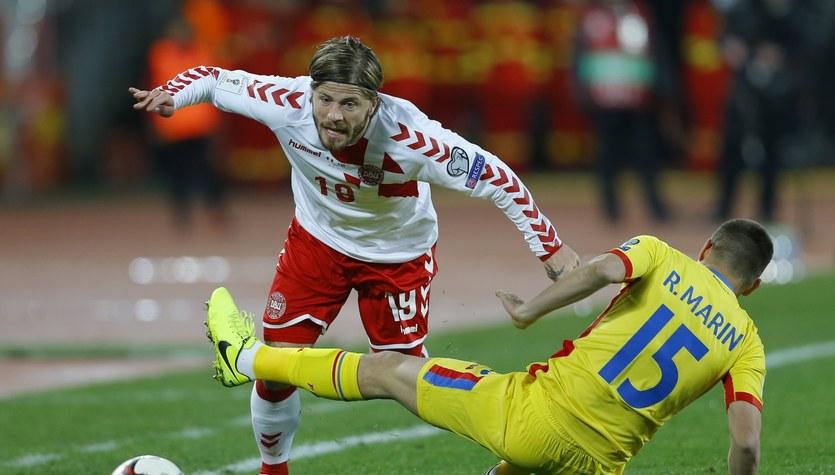 """Rumunia - Dania 0-0 w meczu """"polskiej"""" grupy el. MŚ"""