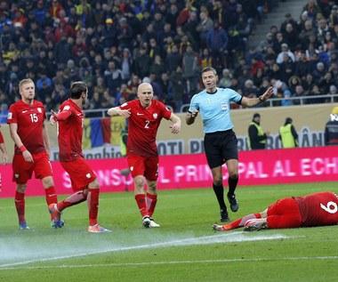 Rumunia - Polska 0-3. Bardzo gorąco na trybunach