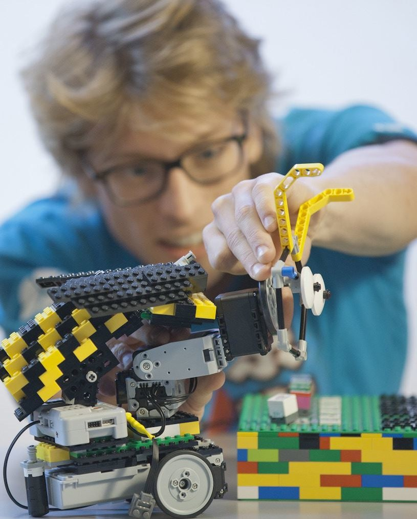 Rune Fogh, projektant LEGO Boost /materiały prasowe