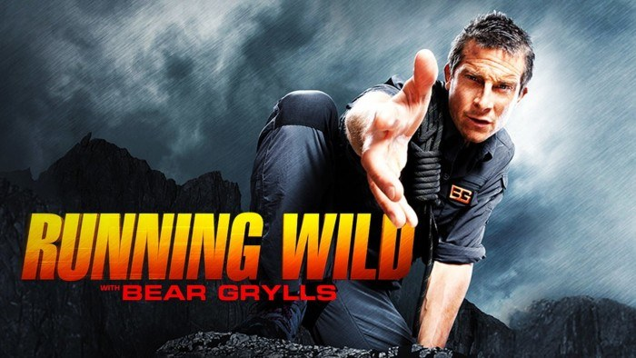 """Running Wild with Bear Grylls"" /materiały prasowe"