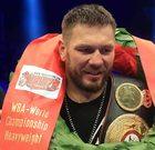 Rusłan Czagajew pozbawiony pasa WBA