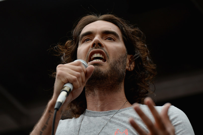Russel Brand /Getty Images