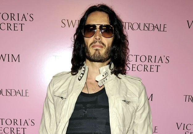 Russell Brand ma dość nastoletnich gwiazdek pop fot. Toby Canham /Getty Images/Flash Press Media