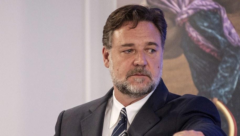 Russell Crowe /Lauren Hurley /PAP/EPA