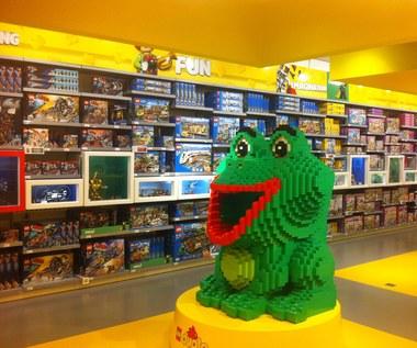 Rusza pierwszy w Polsce LEGO Store