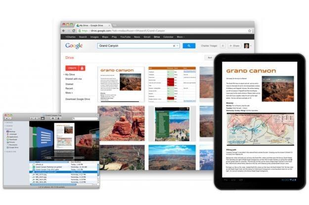 Rusza usługa Google Drive /materiały prasowe