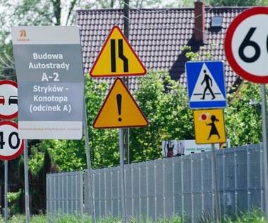 Ruszą w Polskę i będę usuwać znaki drogowe