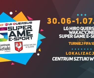 Rusza wakacyjny cykl wydarzeń e-sportowych organizowany przez SUPER GAME e-sport