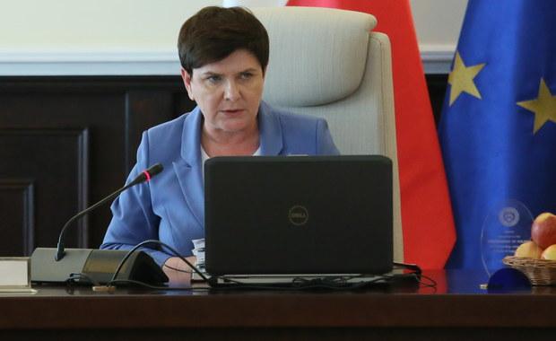 Ruszyła procedura zakupu nowej opancerzonej limuzyny dla premier Szydło