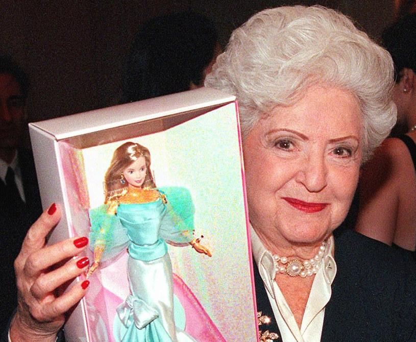 """Ruth Handler - """"matka"""" Barbie, fot. Matt Campbell /East News"""