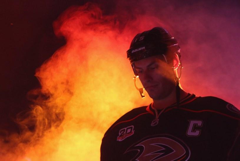 Ryan Getzlaf, gwiazda Anaheim Ducks /AFP