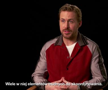 """Ryan Gosling o swej roli w filmie """"La La Land"""" [epk]"""
