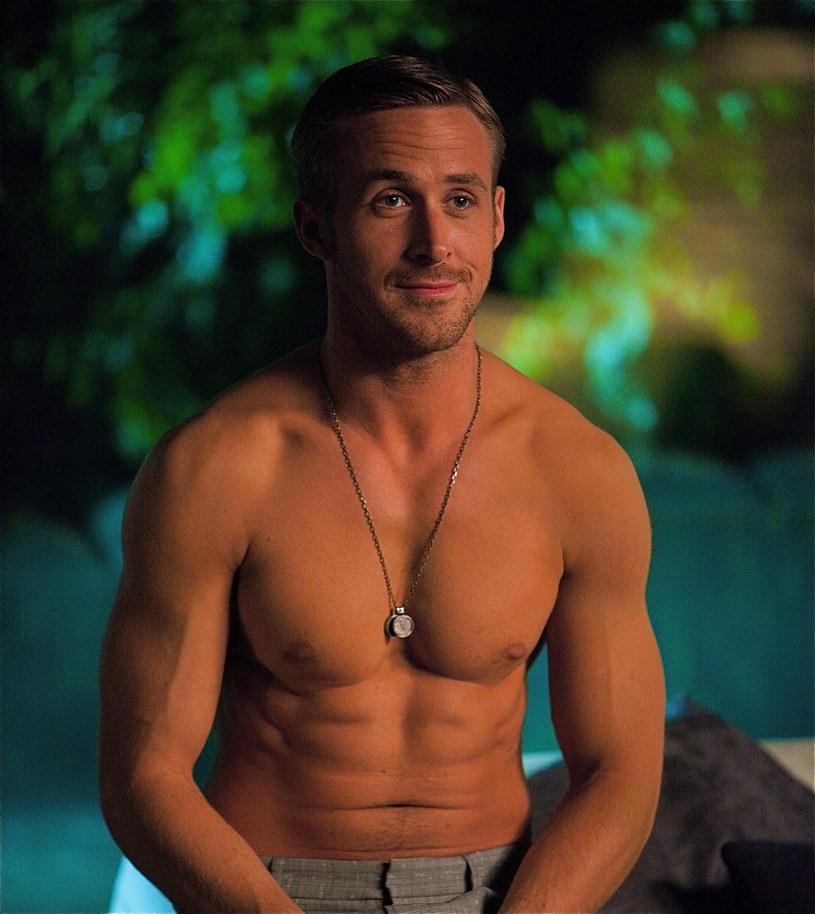 Ryan Gosling /materiały prasowe