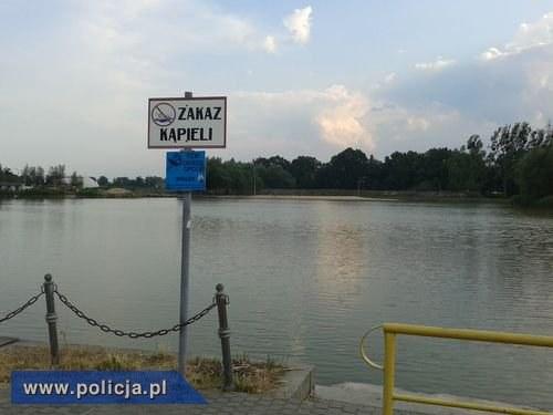Rybaczówka /Policja