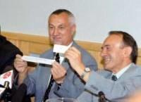 Rymarz (z lewej) nie jest przekonany, czy wybory się odbędą / fot. Sebastian Wolny /Agencja SE/East News