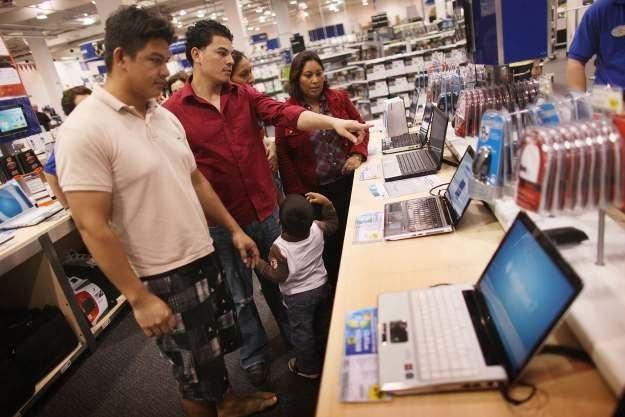 Rynek komputerowy przezwyciężył kryzys - dowodzą specjaliści z IDC /AFP